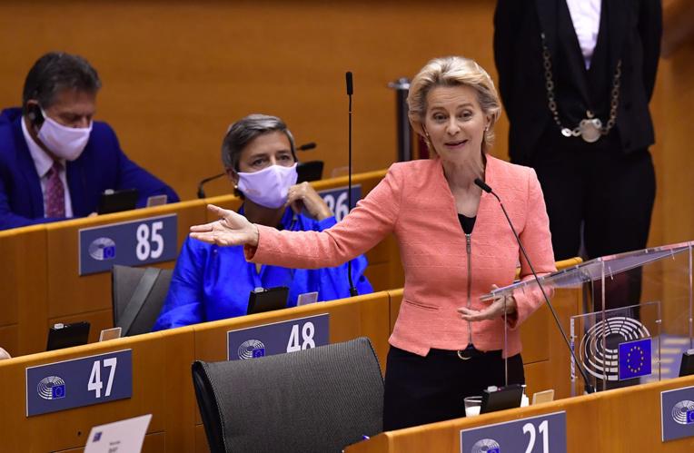 Emissions de CO2: l'UE relève ses ambitions pour 2030, un défi pour l'économie