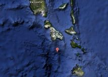 Séisme de magnitude 6,4 ce week-end à Vanuatu