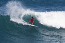 Triple crown of surfing