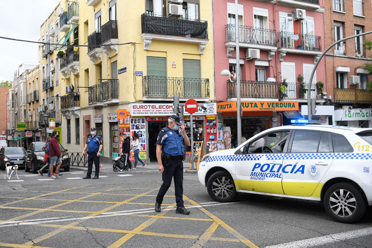 A Madrid, résignation et incompréhension face aux nouvelles restrictions anti-virus