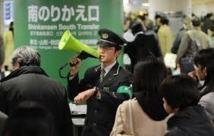 Violent séisme dans le nord-est du Japon, 10 blessés et peu de dégâts