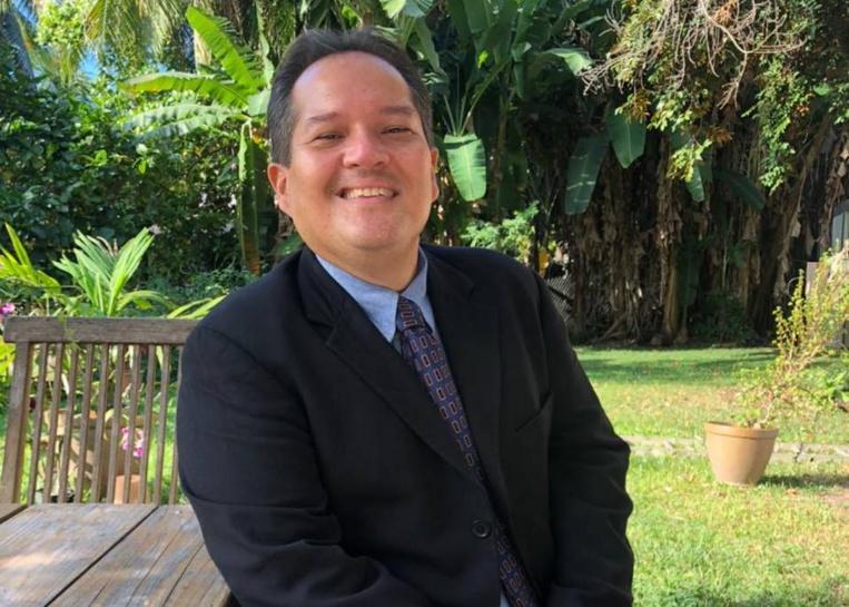 """Le candidat Rolfi Chang est """"prêt"""" pour les sénatoriales"""