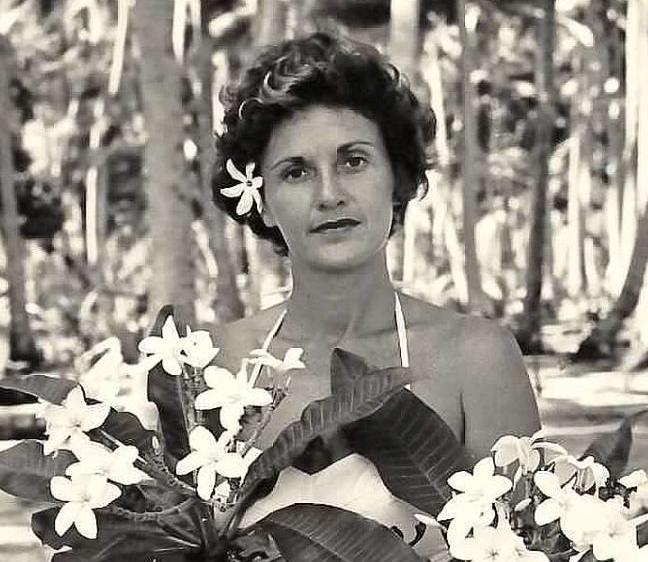 Nancy Hall, une vie à la gloire de son père