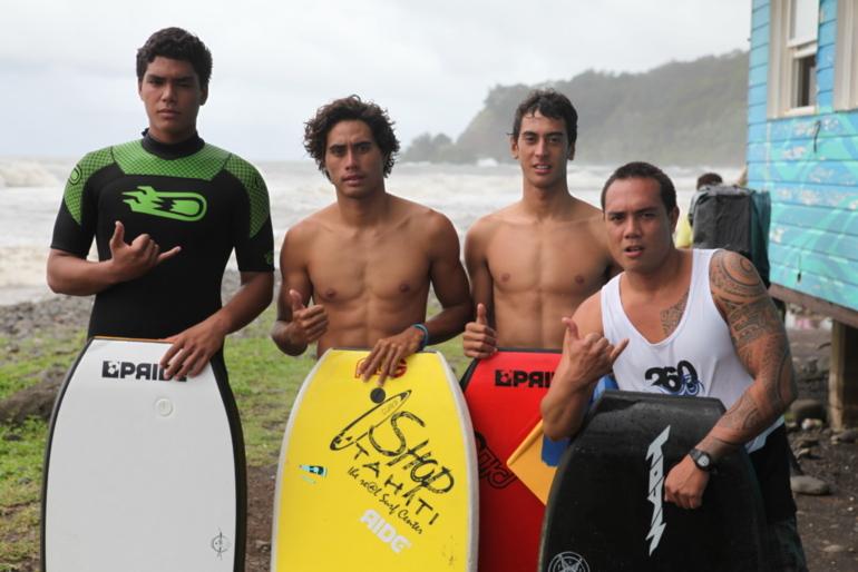 Maui Lee Tham, champion de Bodyboard 2012
