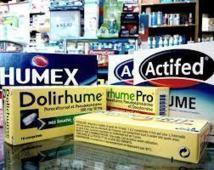 Nouvelle mise en garde de l'ANSM sur les médicaments contre le rhume