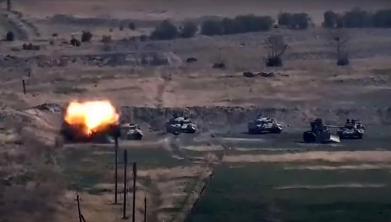 Karabakh: au moins 24 morts en une journée, le monde appelle à la fin des combats