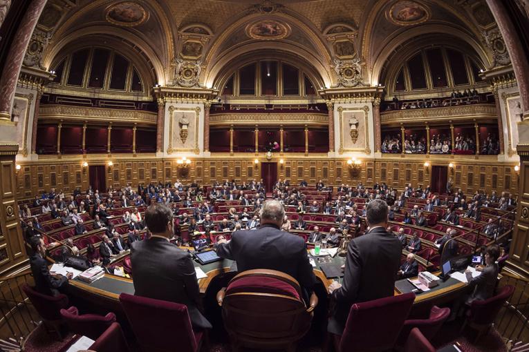 """Sénatoriales: la majorité de droite """"confortée"""", un groupe écologiste annoncé"""