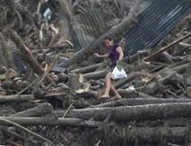 Le bilan du typhon Bopha aux Philippines dépasse les 900 morts