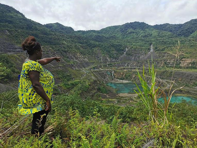 Mine de Panguna à Bougainville: Rio Tinto visé par une plainte en Australie