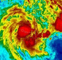 Le cyclone Evan frappe Samoa de plein fouet