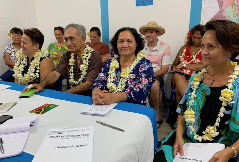 Référendum en Nouvelle-Calédonie : Le Tavini redit son soutien au FLNKS