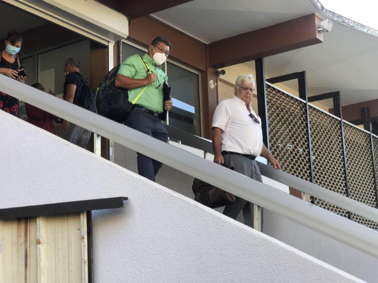 Quatre ans ferme de nouveau requis contre Gilles Yau en appel