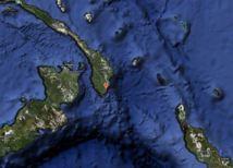 Séisme de magnitude 6 en Papouasie-Nouvelle-Guinée
