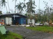 Lurel mercredi et jeudi à Wallis, durement frappée par le cyclone Evan