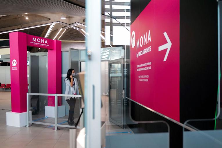 A l'aéroport de Lyon, la reconnaissance faciale pour réduire les files d'attente