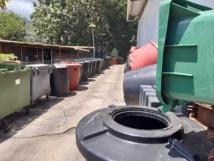 Du plastique réduit en poudre et recyclé par dizaines de tonnes