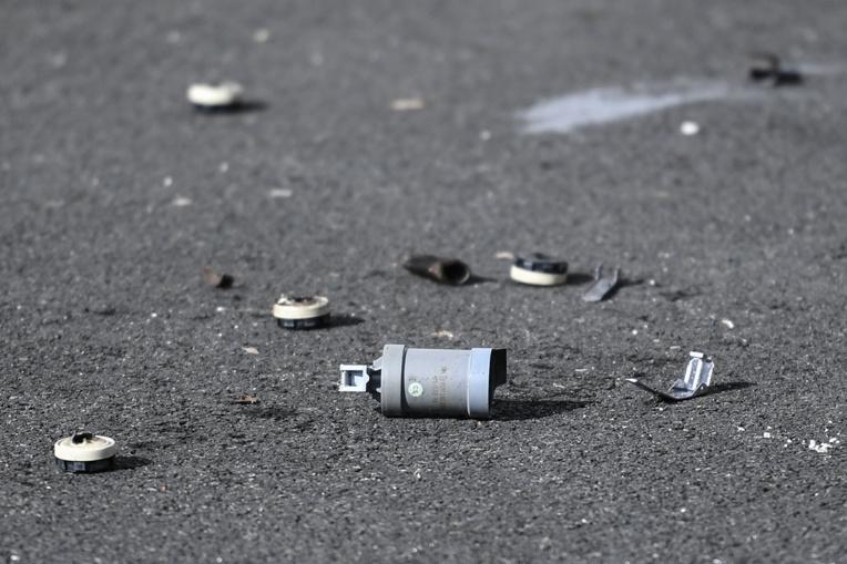 Emoi après l'attaque d'un commissariat à Champigny-sur-Marne