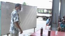 Journée compost bio à Taputapuatea