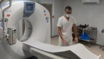 Bilan positif pour le scanner de Raiatea