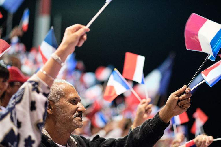 Plusieurs milliers de personnes rassemblées à Nouméa pour défendre le droit de vote