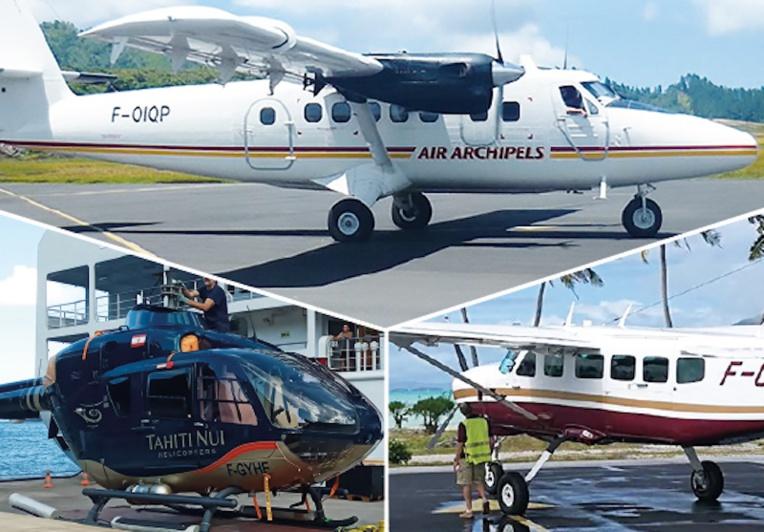 Trois candidats aux Marquises, Air Tahiti seul sur les autres lignes