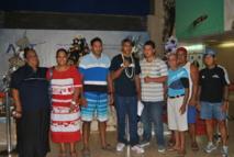 Deux boxeurs polynésiens en stage à Los Angeles