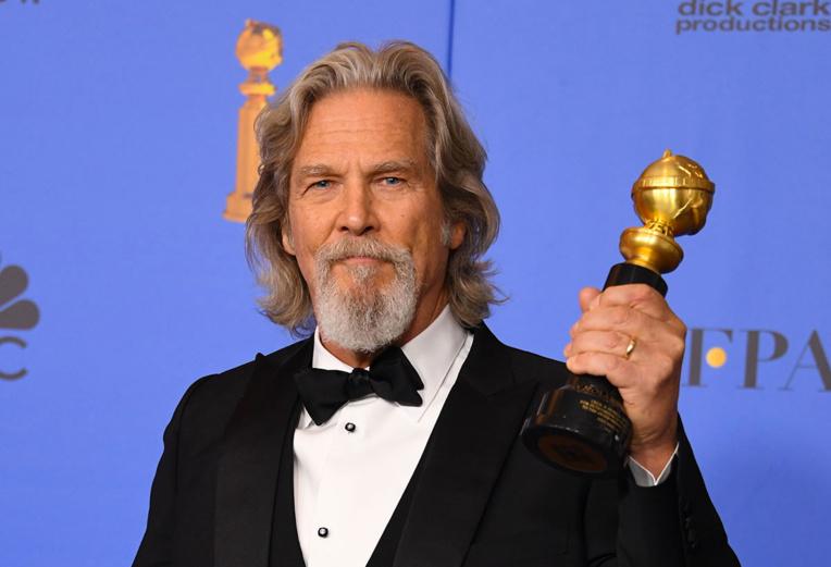 """Jeff Bridges """"The Dude"""" annonce souffrir d'un lymphome"""