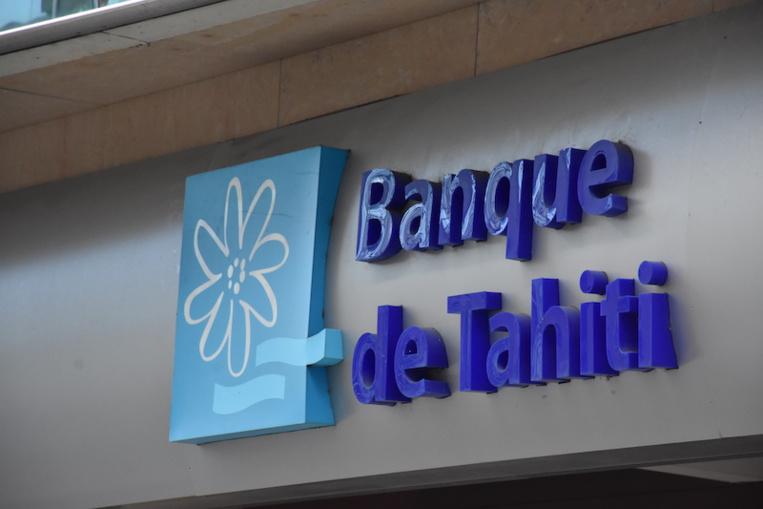 Pas de grève à la Banque de Tahiti à Uturoa