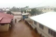 Après le cyclone Evan : un demi-million de dollars pour Samoa