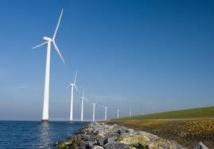 Nouveau record de production d'électricité des éoliennes en France
