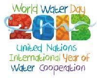 Année internationale des Nations Unies de la coopération dans le domaine de l'eau 2013