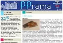 """La PP parisienne publie son """"best of"""" des affaires insolites"""