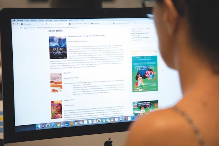 Le Salon du livre maintenu en 100% numérique