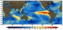 Pas d'impact du réchauffement climatique sur le courant marin El Nino