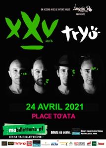 Le concert de Tryo reporté au 24 avril 2021