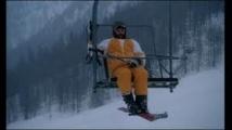 """Un histoire qui rapelle une scène fameuse du film """"les bronzés font du ski"""""""