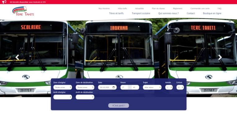 L'appli qui révolutionne les transports en commun en Polynésie