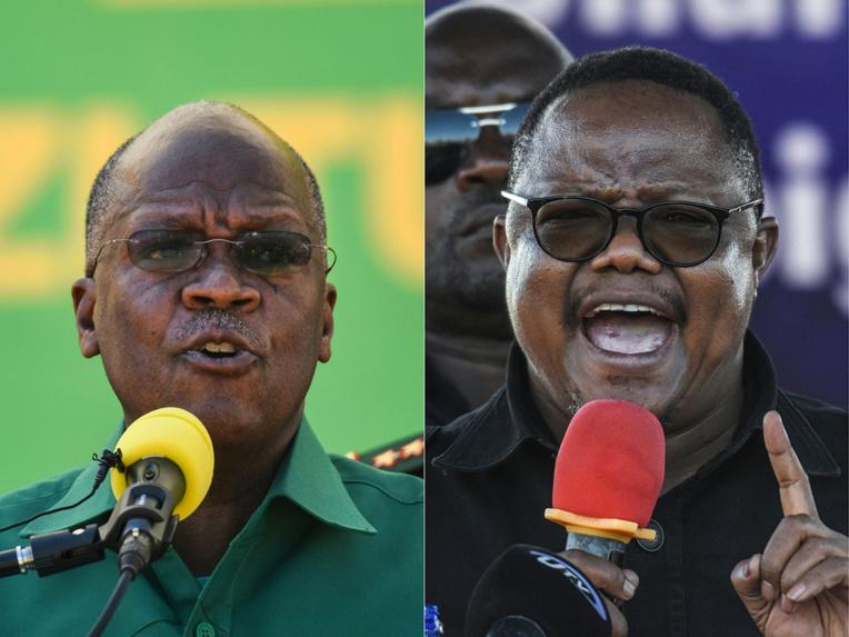 Tanzanie: l'opposant Tundu Lissu rejette en bloc l'élection de mercredi