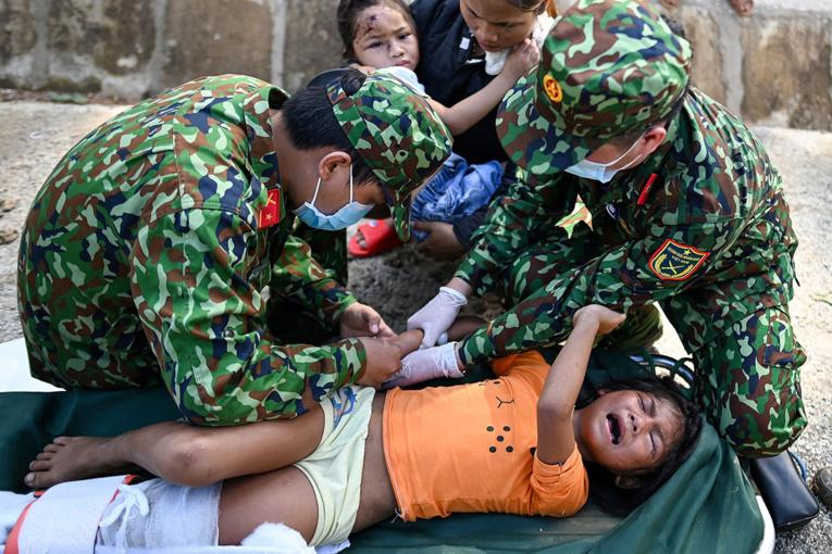 Vietnam: Au moins 21 morts au passage du typhon Molave