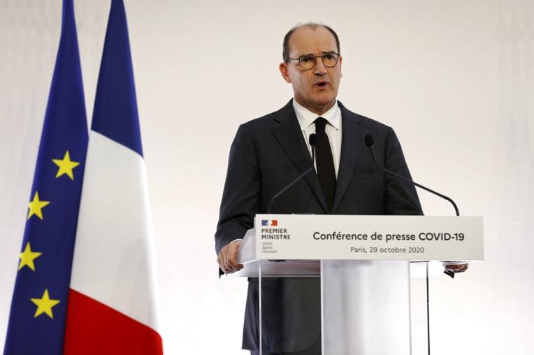 """Le reconfinement outre-mer appliqué """"qu'en Martinique"""""""