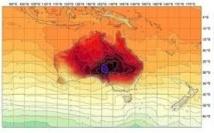 """Australie: les feux de brousse se propagent dans des conditions """"catastrophiques"""""""