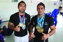 Jiu jitsu tahitien : Un palmarès impressionnant en 2012
