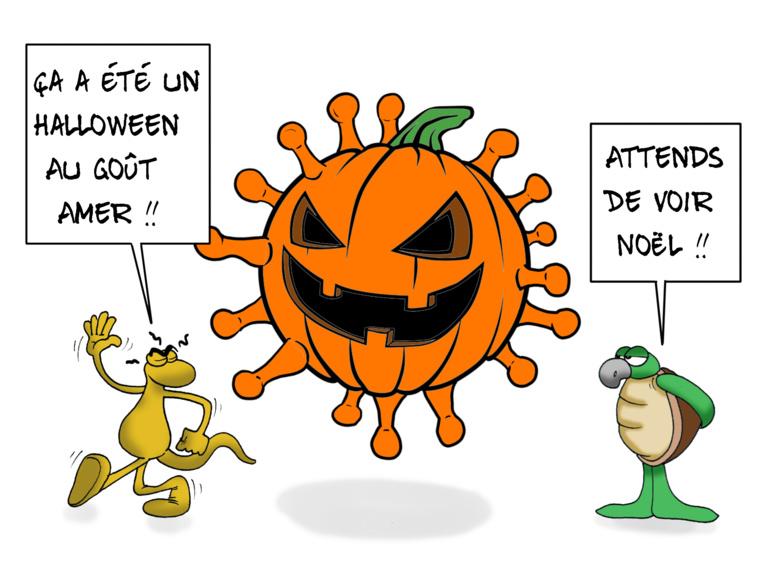 """""""Halloween-19"""", par Munoz"""
