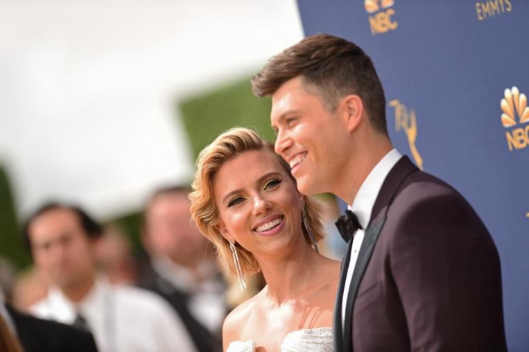 Scarlett Johansson s'est remariée