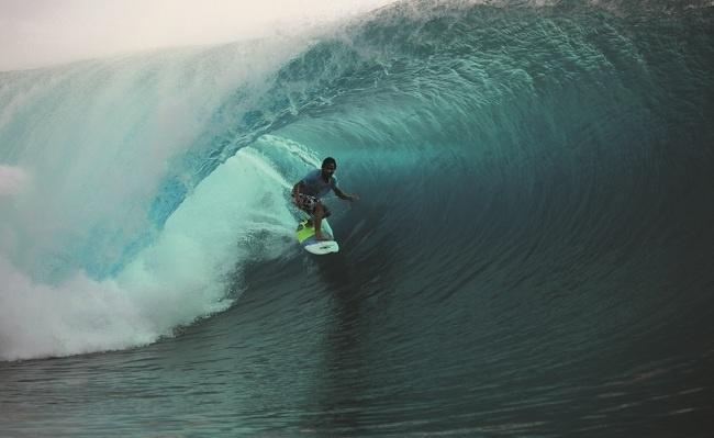 SURF : Taumata Puhetini, un parcours prometteur