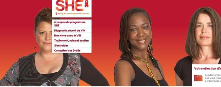 """Création d'une """"boîte à outils"""" internet pour aider les femmes séropositives"""