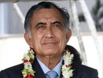 ONU : Oscar Temaru plaide pour la réinscription devant les pays non-alignés
