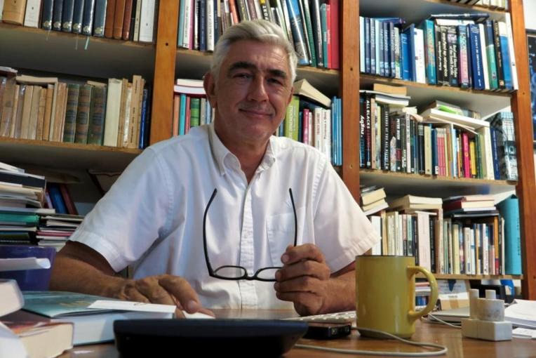 Christian Robert, fondateur de Au Vent des îles.