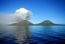 Un second volcan gronde et crache en Papouasie-Nouvelle-Guinée