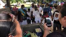   Une messe commune pour deux enterrements
